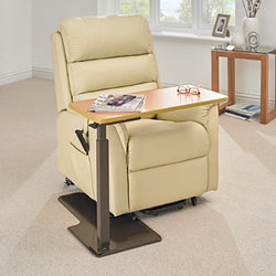 Over Chair Table for Riser Recliner Chairs - click to zoom
