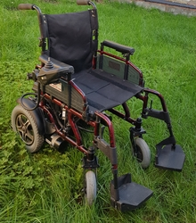 Roma Sirocco Power Chair - click to zoom