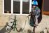 Inky Dinky saddle