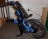 Batec Electric Wheelchair Attachment Blue