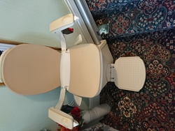 Brooks Stairlift - click to zoom