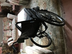 Lomax Wheelchair - click to zoom