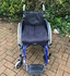 Manual Wheelchair for Child/slim young person - click to zoom
