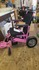 Fun Pink Foldachair D09 Powered Folding Wheelchair Plus Ramps Exc Condition