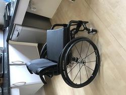 Quickie Helium Gen 13 Wheelchair  - click to zoom