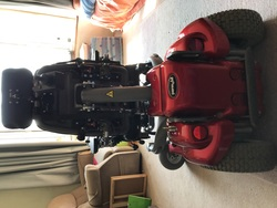 Permobil K450 MX Power Chair  - click to zoom