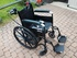 Self-propelled drive wheelchair with Lightweight drive dual wheel powerstroll