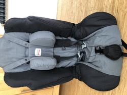 Britax traveller plus carseat - click to zoom
