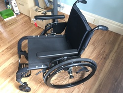 Tilite ZRA Wheelchair - click to zoom