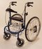 Wheellator - Hybrid Walker & Wheelchair
