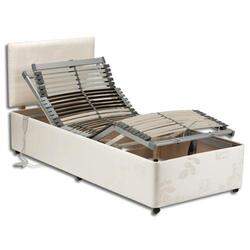 Remote control Divan bed single - click to zoom