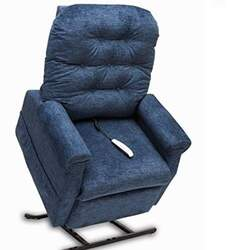 Electric recliner chair  - click to zoom
