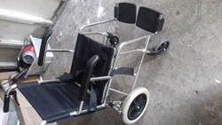 Angel mobility wheelchair - click to zoom