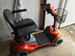 Mobility Scooter Mini S ForU - click to zoom