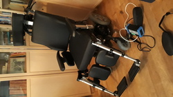 IBIS electric wheelchair - click to zoom