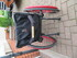 "TiLite ZRA FOLDING LIGHTWEIGHT WHEELCHAIR 16"" W x 18"" L - £5000 SPEC WITH EXTRAS - click to zoom"