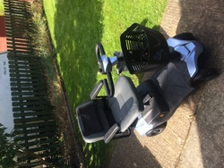 Pavement Mobility Scooter - click to zoom