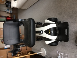 TRAVELUX VENTURE MOBILITY SCOOTER - click to zoom