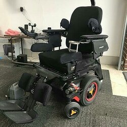 Permobil power wheelchairs M3 - click to zoom