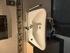 Electric height adjustable bathroom washbasin
