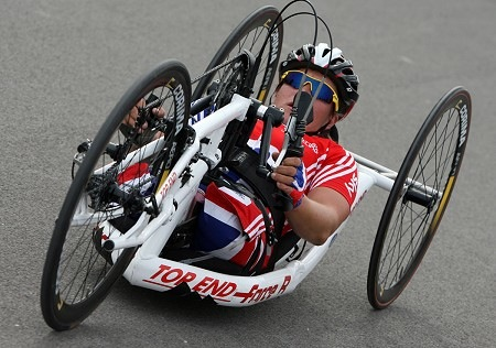 Top End Handbike on DisabledGear.com (Full Size)
