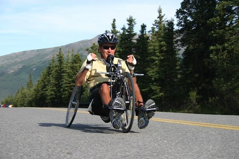 Handcycle Information Page on DisabledGear.com (Full Size)