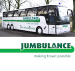 The Jumbulance Trust Make Travel Possible
