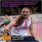 British Wheelchair Basketball Creating Heroes Image