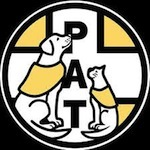 Pets As Therapy Logo