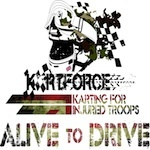 KartForce is a charity that provides karting for injured troops