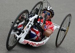 Image of a Top End Racing Handbike