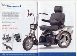 Motability Scooter Prices on Motability Scooter   Tga Supersport   Scooters   Buy Second Hand