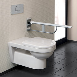 Omnia Wall Long Projection Mounted Toilet (max250)