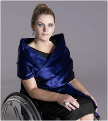 Xeni Collection Fashion Designed by Ann Oliver who has Multiple Schlerosis for women with disabilities (max250)
