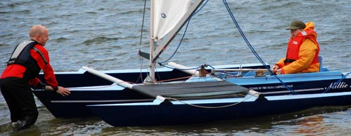 RYA Sailability - sailing for people with a disability (Full Size)