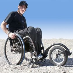 FreeWheel for wheelchairs makes moving over uneven ground so much easier 2 (max250)