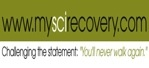 myscirecovery.com Guy Harris working to walk again