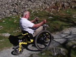 Mountain Trike offers fun, freedom and independence