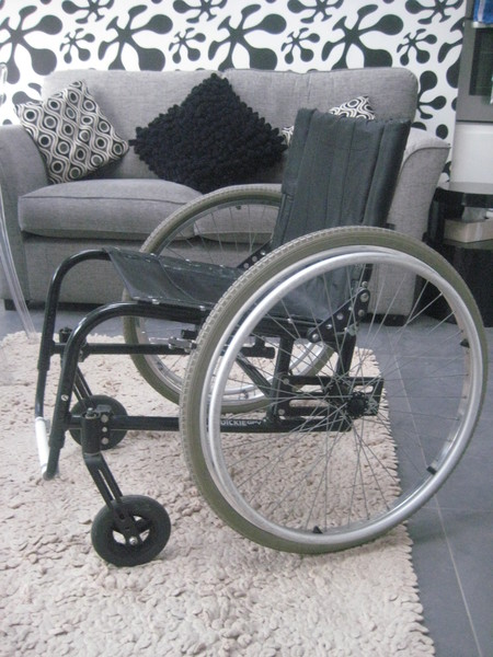 Something is. adult wheelchair second hand for