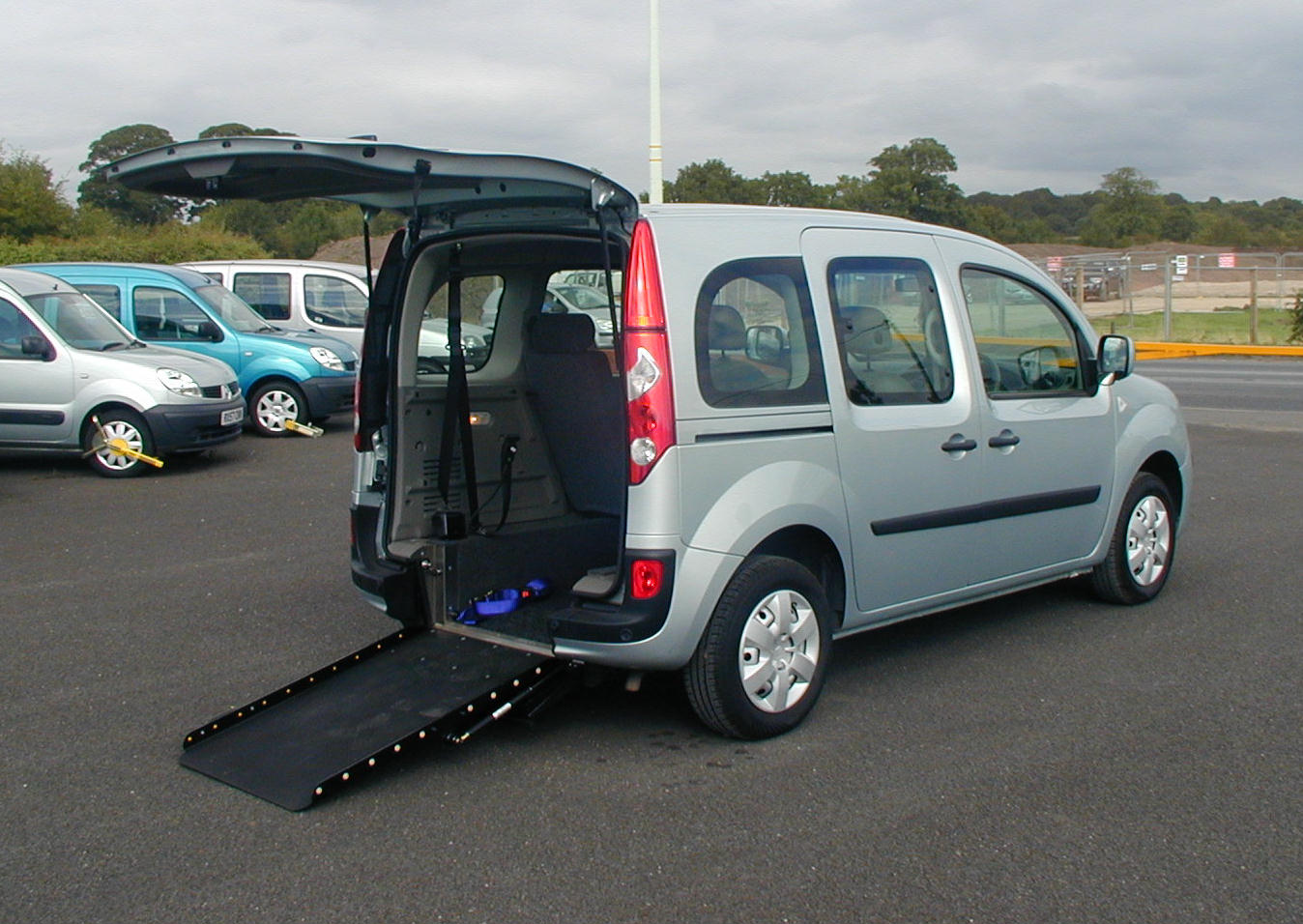 46dd2863ef Wheelchair Accessible Vehicles or WAVs - DisabledGear.com