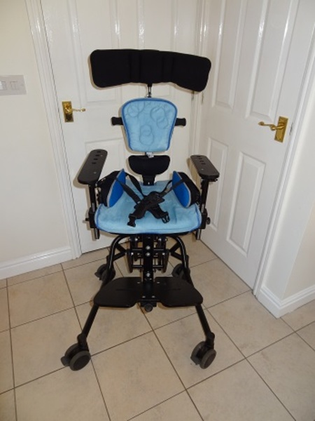 Jenx Junior 2 Specialist Chair With Foot Pumped Seat
