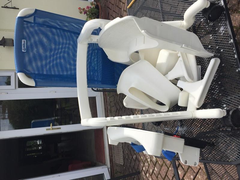 Rifton Blue Wave Toileting System Bathroom Buy