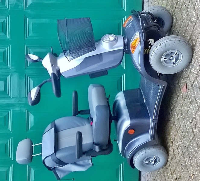 kymco maxi xl mobility scooter for sale scooters buy second hand. Black Bedroom Furniture Sets. Home Design Ideas