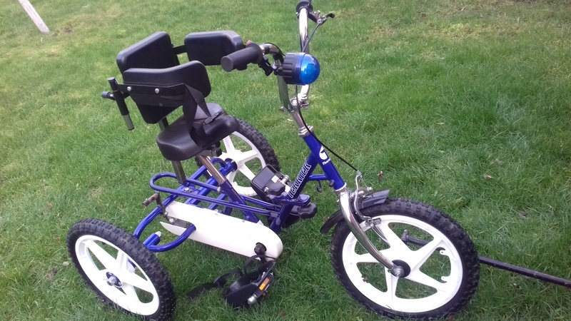 Theraplay Child's Terrier Trike - Bike, Trikes & Handbikes