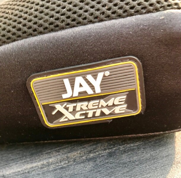 Jay Xtreme Active Wheelchair Cushion Used Pressure Relief