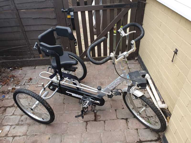 Theraplay tricycle for sale  - Bike, Trikes & Handbikes